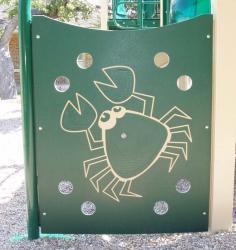 Crab Panel