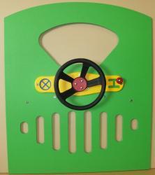 Steering Wheel Panel