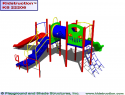 Playground Model KS 22206