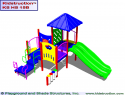 Playground Model KS HS 15B